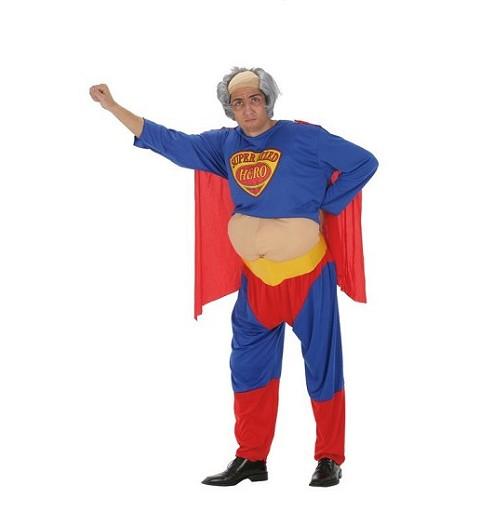 Disfraz de Adulto Superheroe