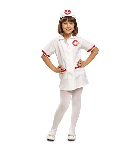 Disfraz Enfermera Blanca...