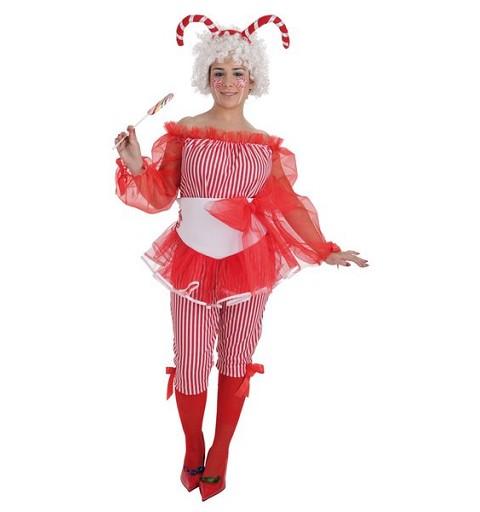 Disfraz Caramelo Mujer Adulto
