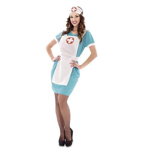 Disfraz Enfermera Adulto