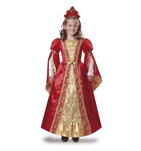 Disfraz Reina Roja Infantil