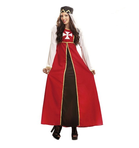 Disfraz Marquesa De Malta...