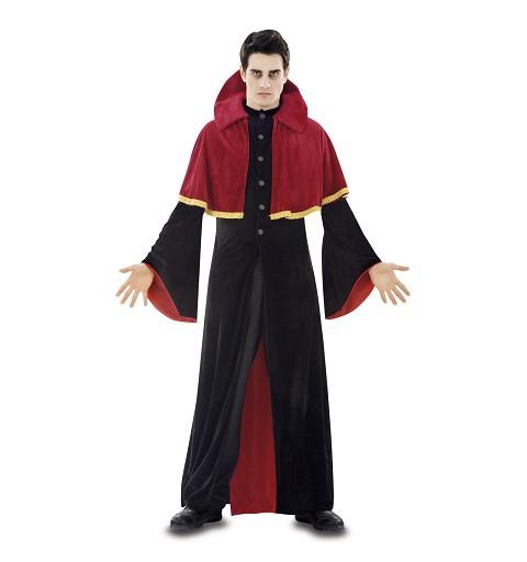 Disfraz Vampiro Rojo Hombre