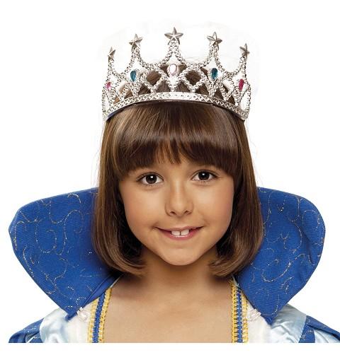 Diadema De Princesa para Niña