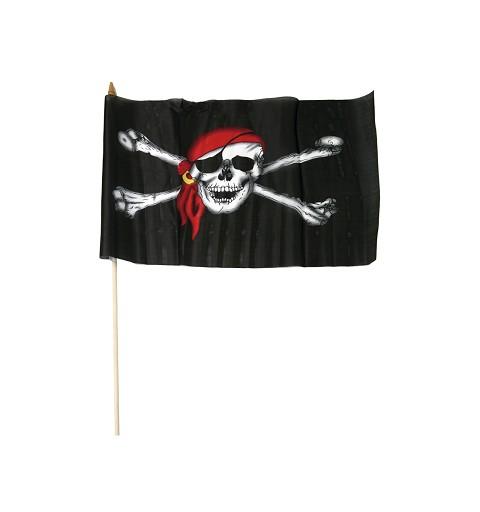 Bandera Pirata Pequeña