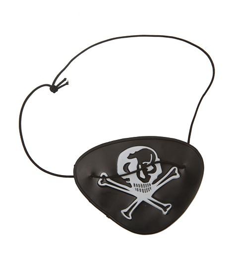 Parche Pirata Calavera