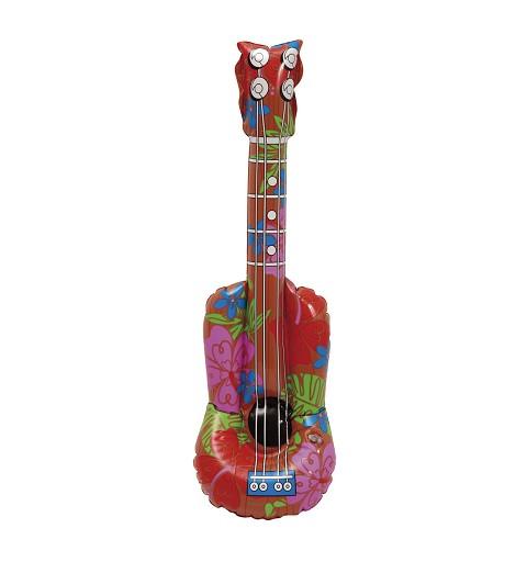 Guitarra Hawaiana de Hinchable