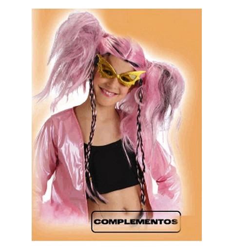 Peluca Pop Star