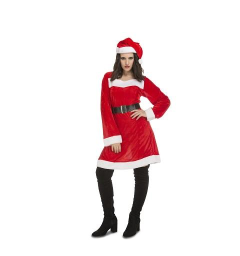 Disfraz Mama Noel Adulto