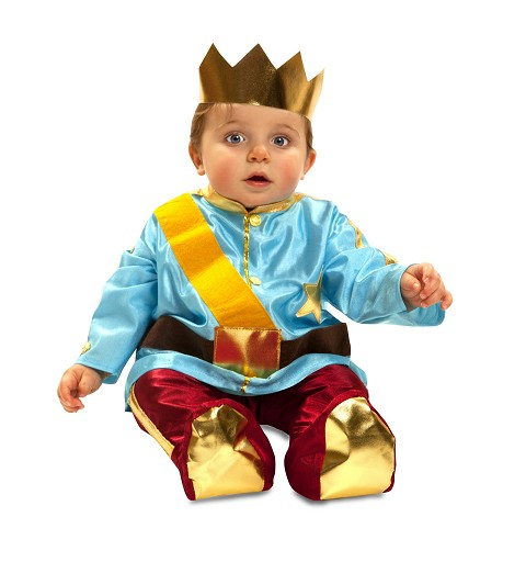 Disfraz Principe Bebe Niño