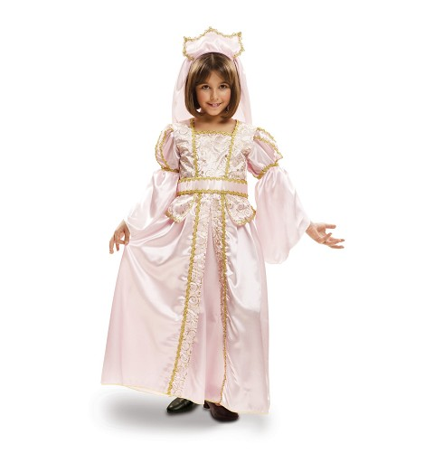 Disfraz Lady Princesa Niña