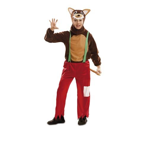 Disfraz de Lobo Lupus para...