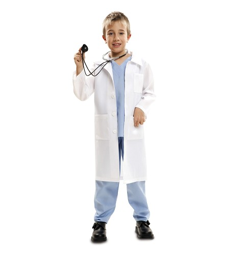 Disfraz Médico Niño