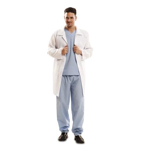 Disfraz Médico Hombre