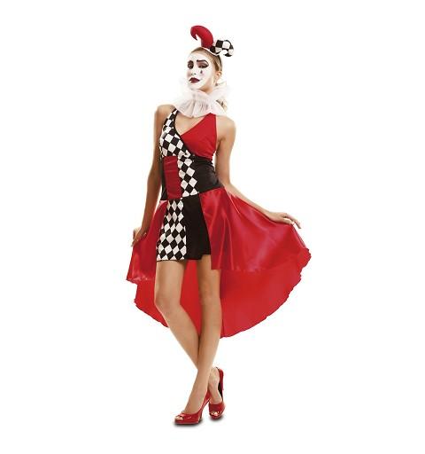 Disfraz Arlequín Xy Mujer