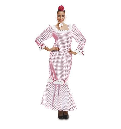 Disfraz Chulapa Madrileña...