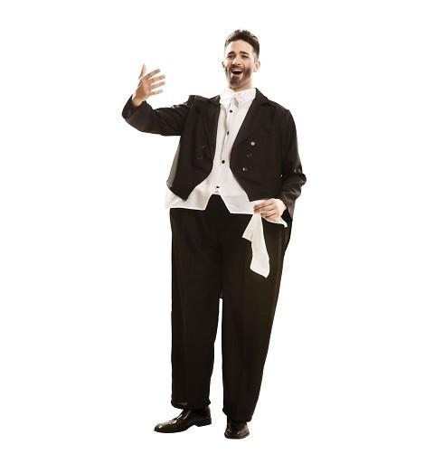 Disfraz Cantante De Opera...