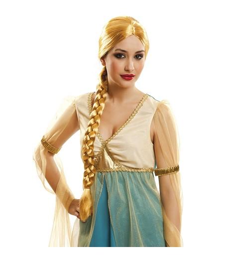 Peluca Lady Doncella