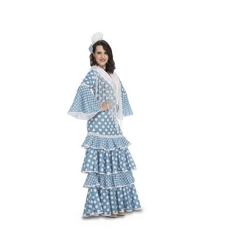 Disfraz Flamenca Huelva...