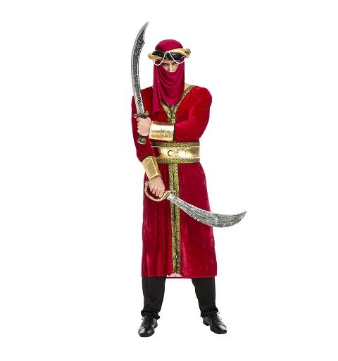 Disfraz Guerrero Árabe Adulto