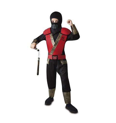 Disfraz de Ninja Rojo para...