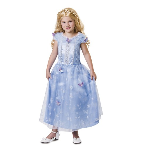 Disfraz Princesa Mariposas...
