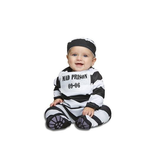 Disfraz Preso Bebé