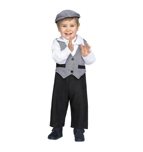 Disfraz Madrileño Bebé
