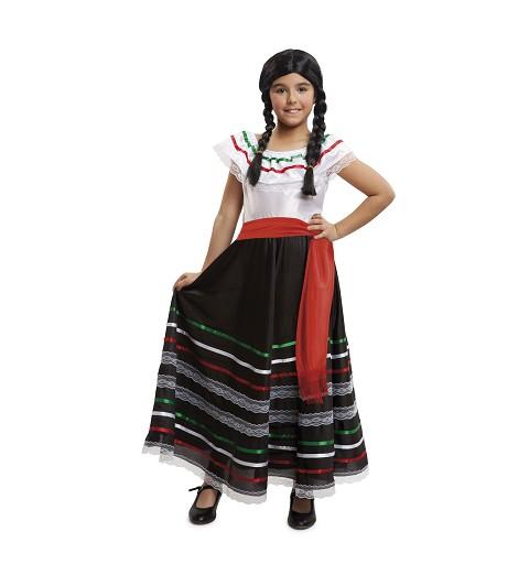 Disfraz de Mexicana Vestido...