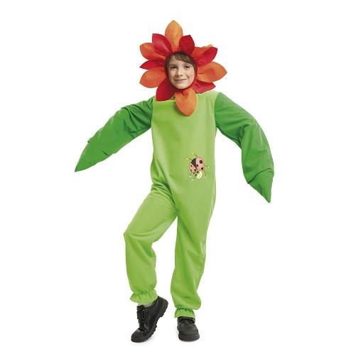 Disfraz Flor Mariquita para...