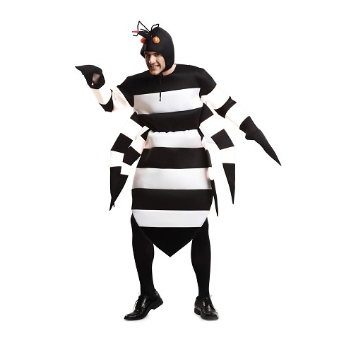 Disfraz de Mosquito Tigre...