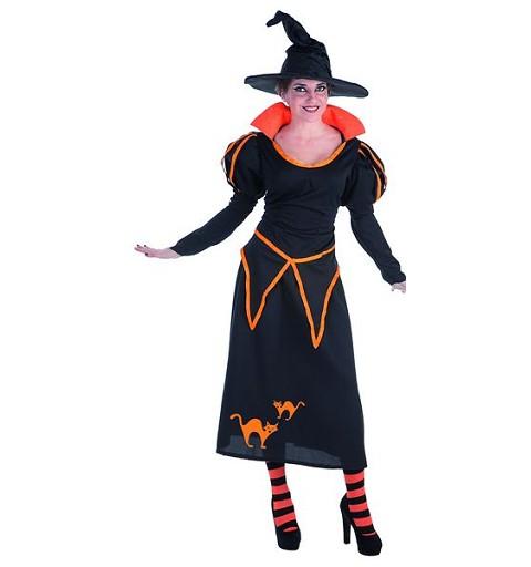 Disfraz Bruja Carol Adulto