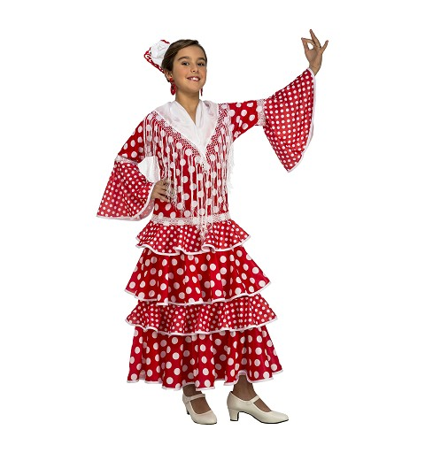 Disfraz Flamenca Sevilla...
