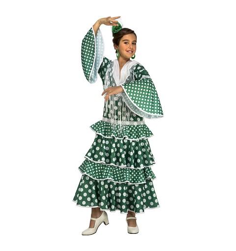 Disfraz Flamenca Giralda...