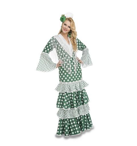 Disfraz Flamenca Feria...