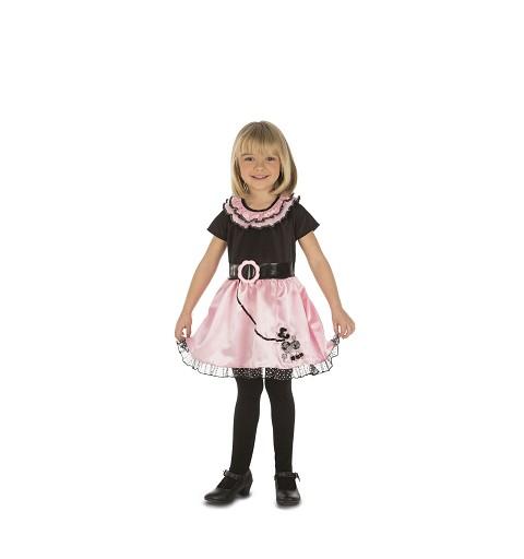 Disfraz Señorita Pink Niña