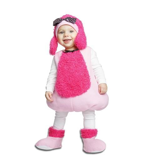 Disfraz Pequeña Poodle Rosa...
