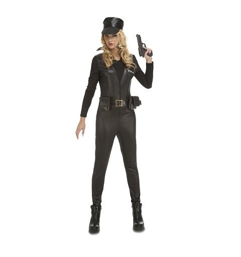 Disfraz Swat Girl Mujer