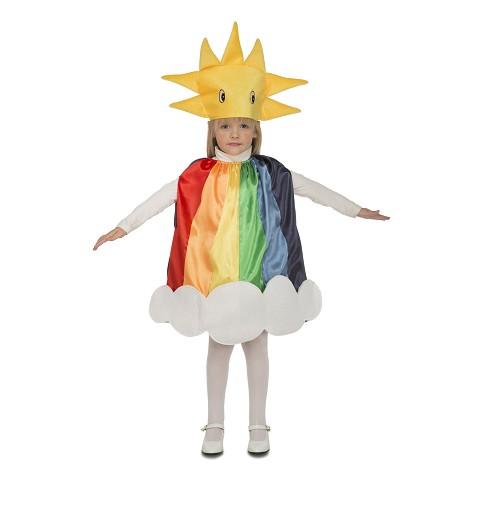 Disfraz Arco Iris Infantil