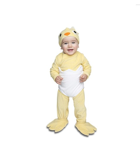 Disfraz Pequeño Pollito Bebé