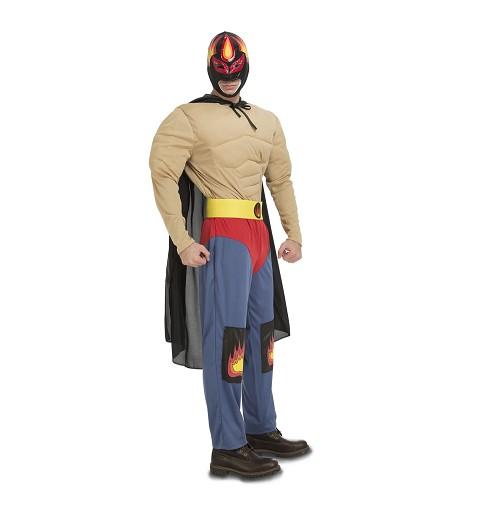 Disfraz Luchador Ramírez...