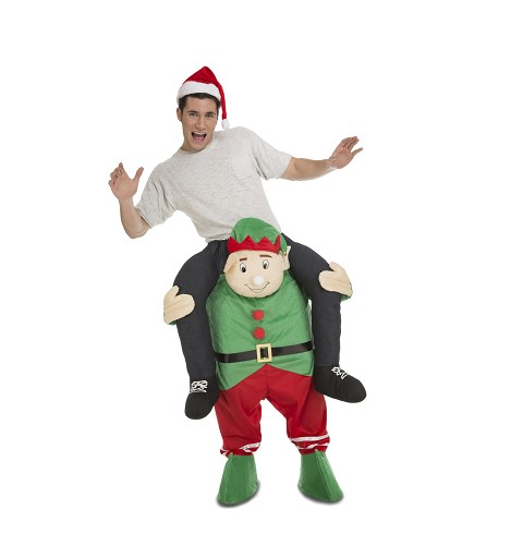 Disfraz a Hombros de Elfo...