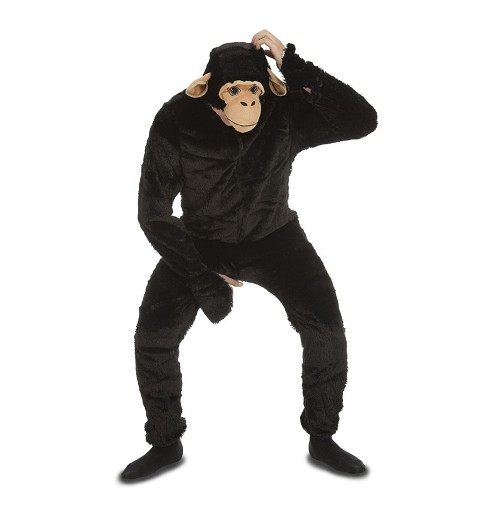 Disfraz de Chimpancé Adulto...
