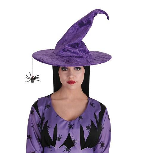 Sombrero Bruja Araña