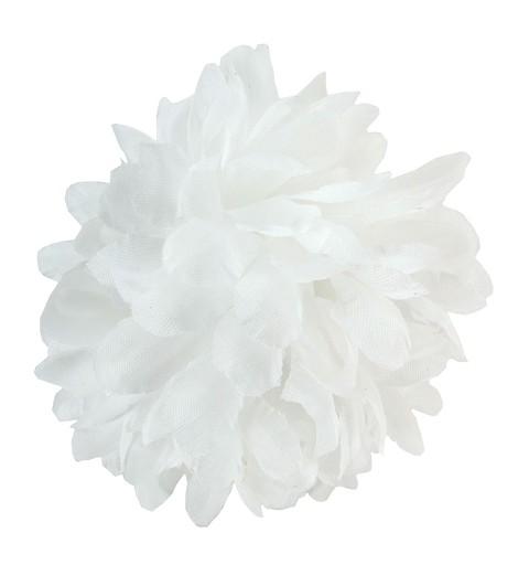 Flor Pinza Blanca