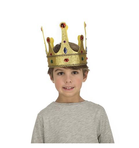 Corona de Rey Mago Alta 60 Cm