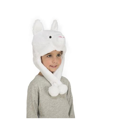 Gorrito Oso Polar Infantil