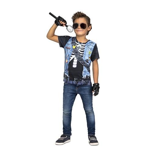 Disfraz Rockero Infantil