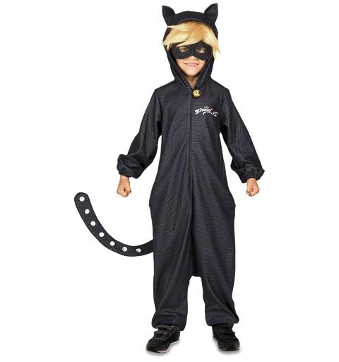 Disfraz de Cat Noir Pijama...