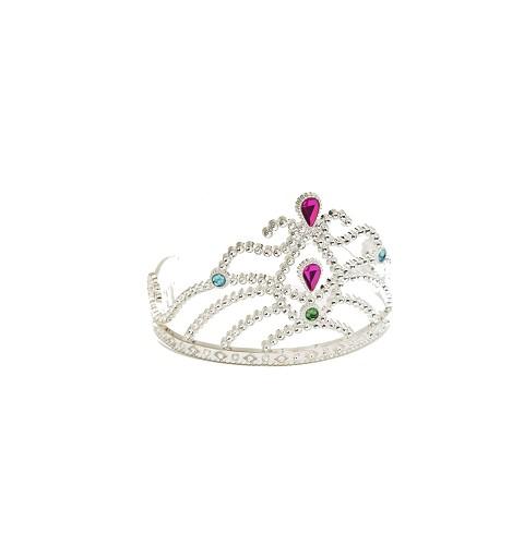 Tiara De Reina Diamantes...